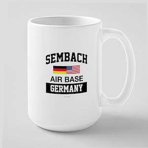 Sembach Air Base Germany Mugs