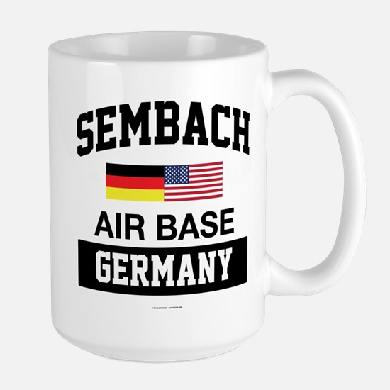 Sembach Air Base Germany Mugs