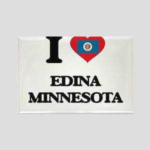I love Edina Minnesota Magnets