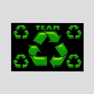 TeamRecycle Magnet Magnets