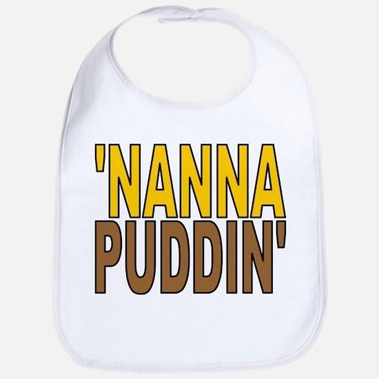 Nanna Puddin Bib