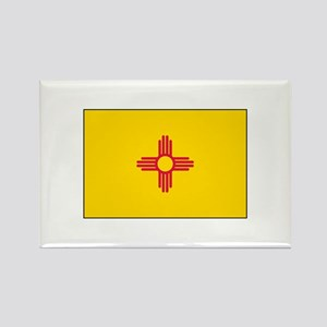 New Mexico Flag Magnets