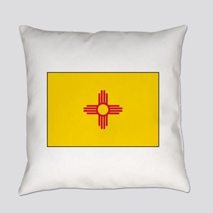 New Mexico Flag Everyday Pillow
