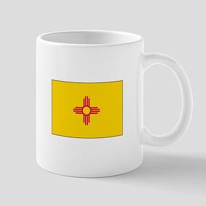 New Mexico Flag Mugs