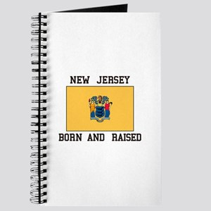 New Jersey Born And Raised Journal