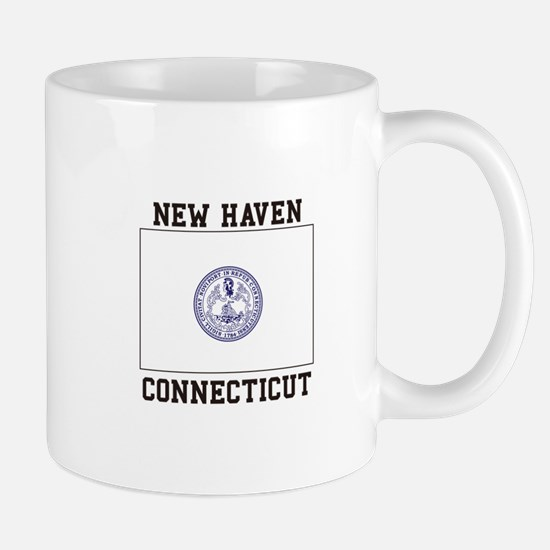 New Haven Flag Mugs