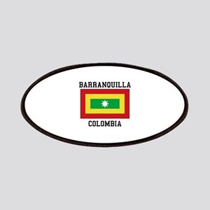 Barranquilla Colombia Patch