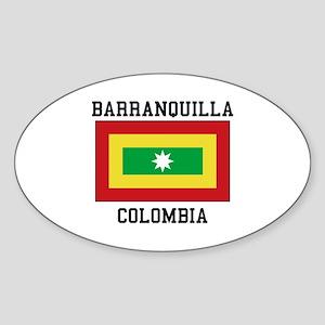 Barranquilla Colombia Sticker