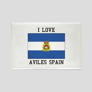 I Love Spain Magnets