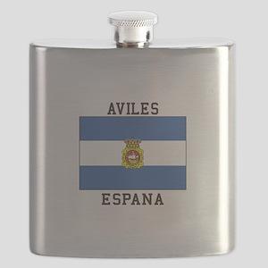 Aviles Espana Flask