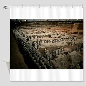 CHINA GIFT STORE Shower Curtain