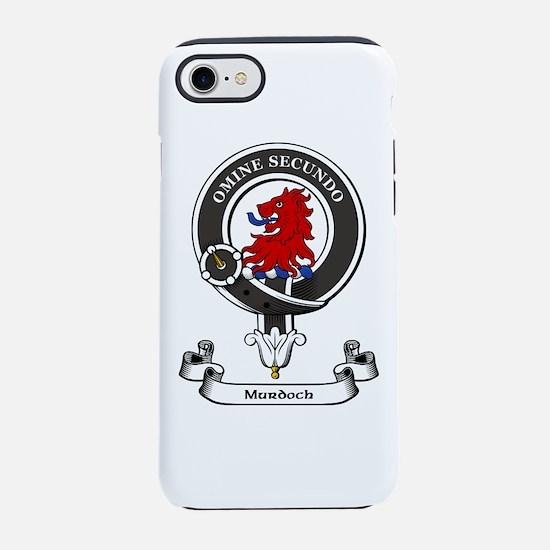 Badge-Murdoch iPhone 7 Tough Case