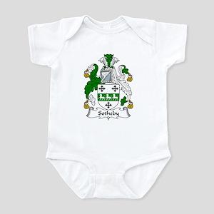 Sotheby Family Crest Infant Bodysuit