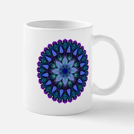 Evening Light Mandala Mug