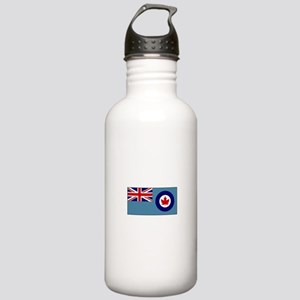 Canadian Air Force Flag Water Bottle