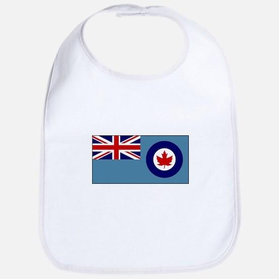 Canadian Air Force Flag Bib
