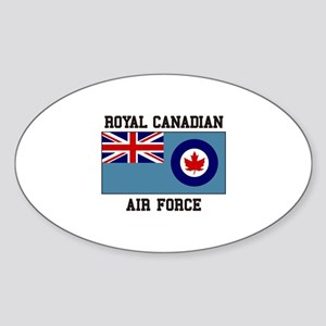 Canadian Air Force Sticker