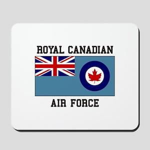 Canadian Air Force Mousepad