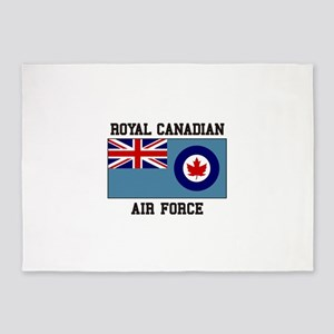 Canadian Air Force 5'x7'Area Rug