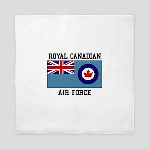 Canadian Air Force Queen Duvet