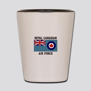 Canadian Air Force Shot Glass