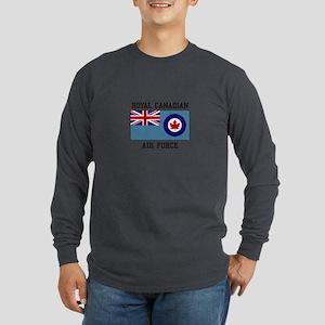 Canadian Air Force Long Sleeve T-Shirt