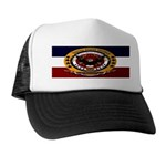 World War 2 Veteran Trucker Hat