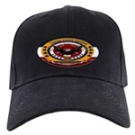 Korean War Veteran Black Cap