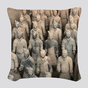 CHINA GIFT STORE Woven Throw Pillow