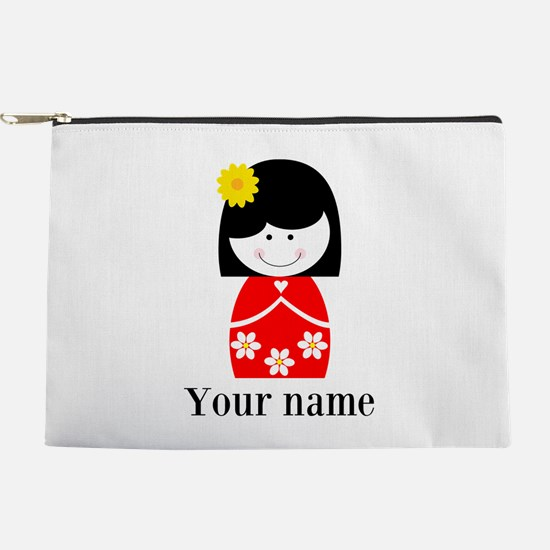 Girl (p) Makeup Pouch