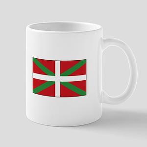Basque Flag Spain Mugs