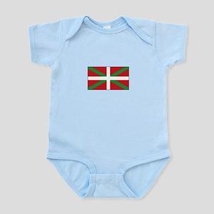 Basque Flag Spain Body Suit