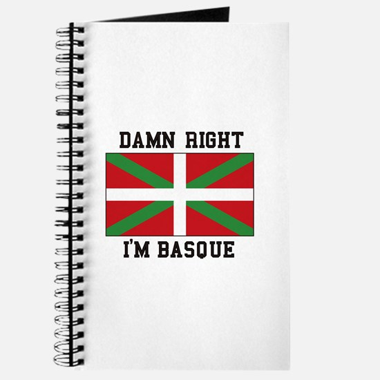 Damn Right I'MBasque Journal