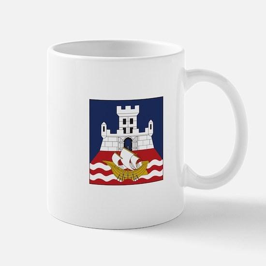 Belgrade, Serbia Mugs