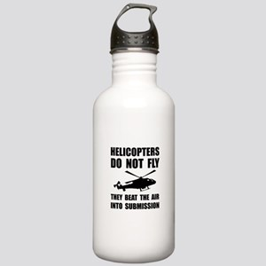 Helicopter Submission Stainless Water Bottle 1.0L