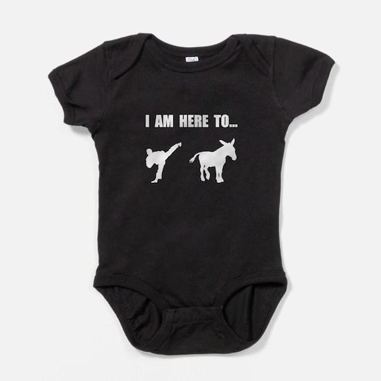 Kick Ass Baby Bodysuit