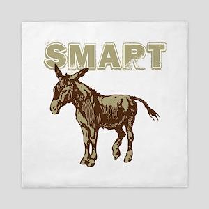 Smart Donkey Queen Duvet