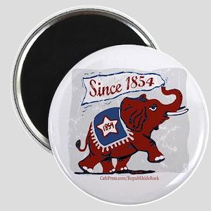 Republikids Elephant Magnet