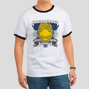 Real Heroes Law Enforcement Ringer T