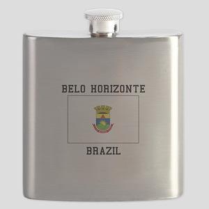 Belo Horizonte, Brazil Flask