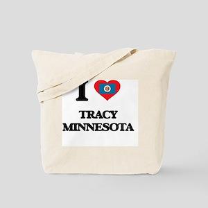 I love Tracy Minnesota Tote Bag