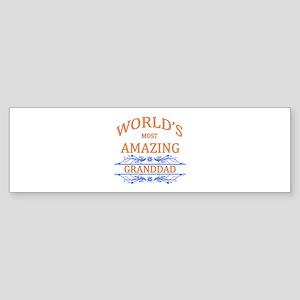 Granddad Bumper Sticker
