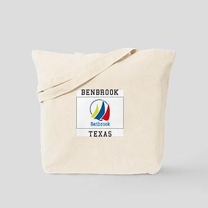 BENBROOK TEXA Tote Bag