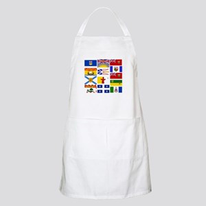 Canadian Provinces Apron