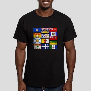 Canadian Provinces T-Shirt