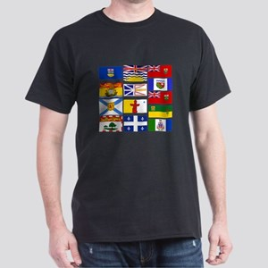 Canadian Provinces T-Shirt