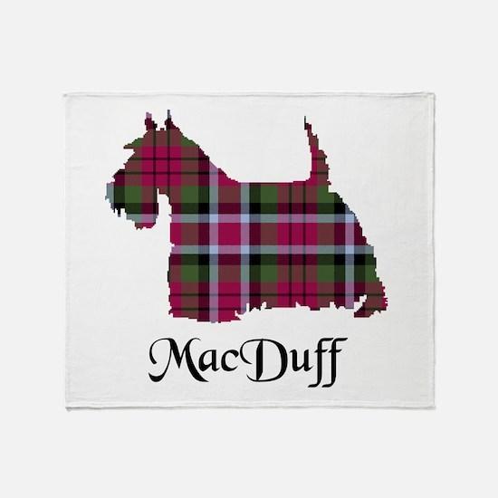 Terrier - MacDuff Throw Blanket