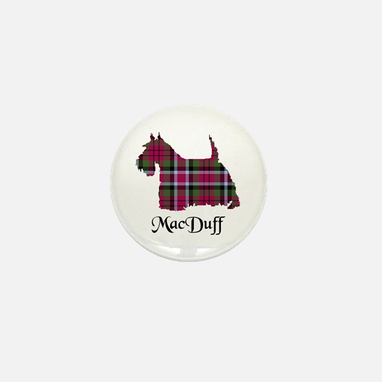 Terrier - MacDuff Mini Button