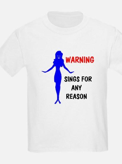 WILL SING T-Shirt