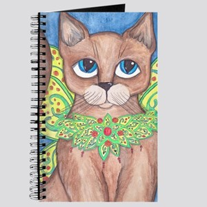 Butterfly Fairy Cat Journal
